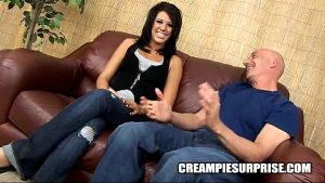 creampie surprise missie amateur sex