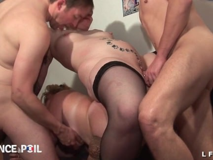 2 french amateurs reluctant fucked in an orgy amateur orgy