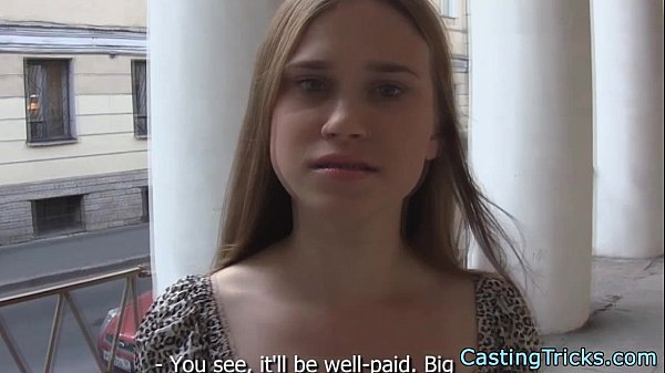 false casting action through amateur russian amateur russian