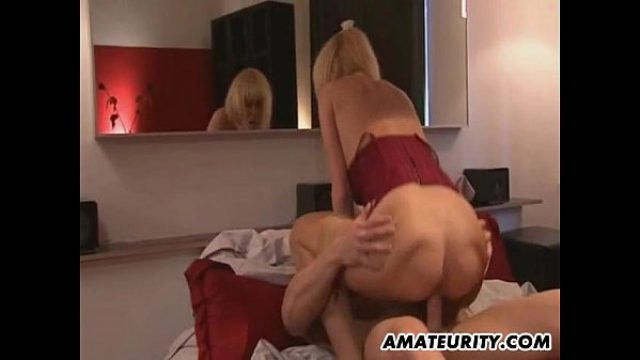 home sex yellow hair milf anal action through amateur blonde