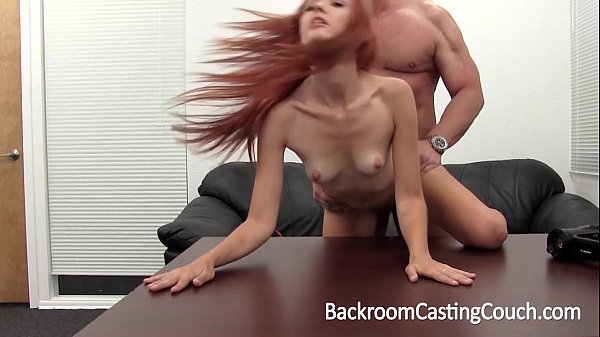 sexy reddish hair ass pushed cummed in amateur redhead