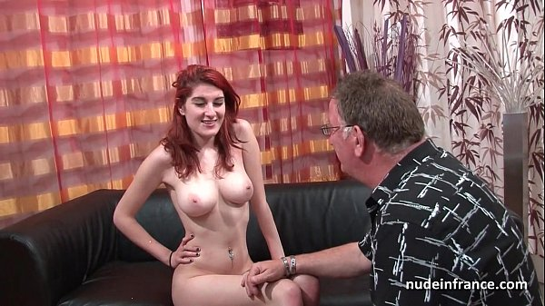 sonsie french reddish hair babe profound anal amateur european