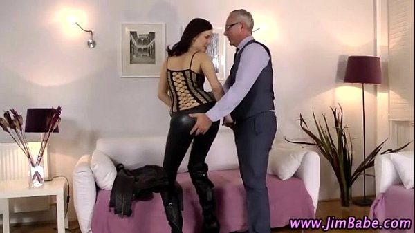 stocking prodigy adorable fellatio fuck amateur european