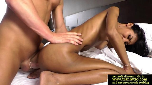 home sex shemale plowed in asshole amateur shemale