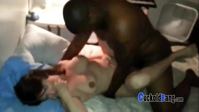 hotwife through large tits explosive delight amateur cuckold