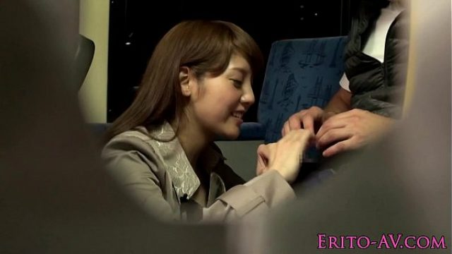 asian pretty wanks facialized on outdoors bus amateur japanese