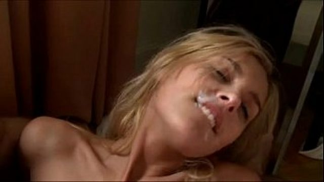 Amateur Anal blonde from is a jerking and ball making