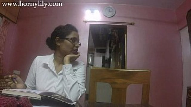 Amateur Indian indian sex spicy lily in bureau  hd
