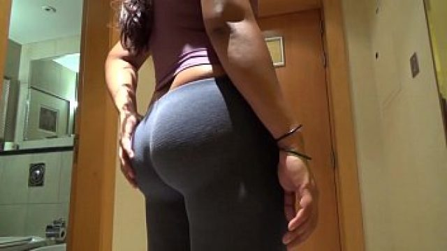 Amateur Indian giant butt indian milf explicit ride in washroom