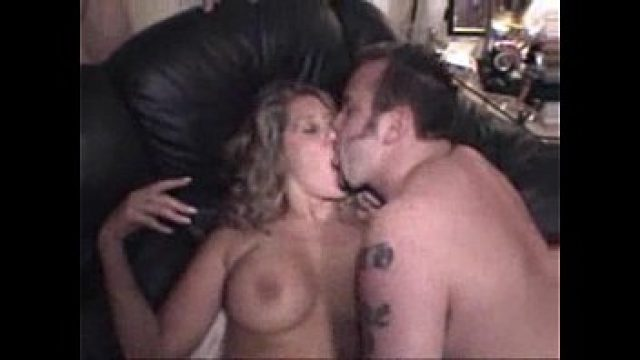 Amateur Bisexual bi sexual hubby his hot wife in homemade