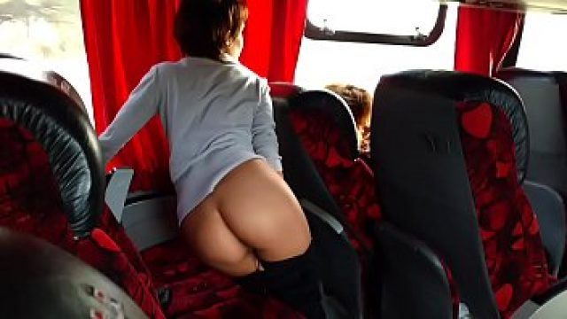 voyeur amateur sex on the bus 2  wishing more hd